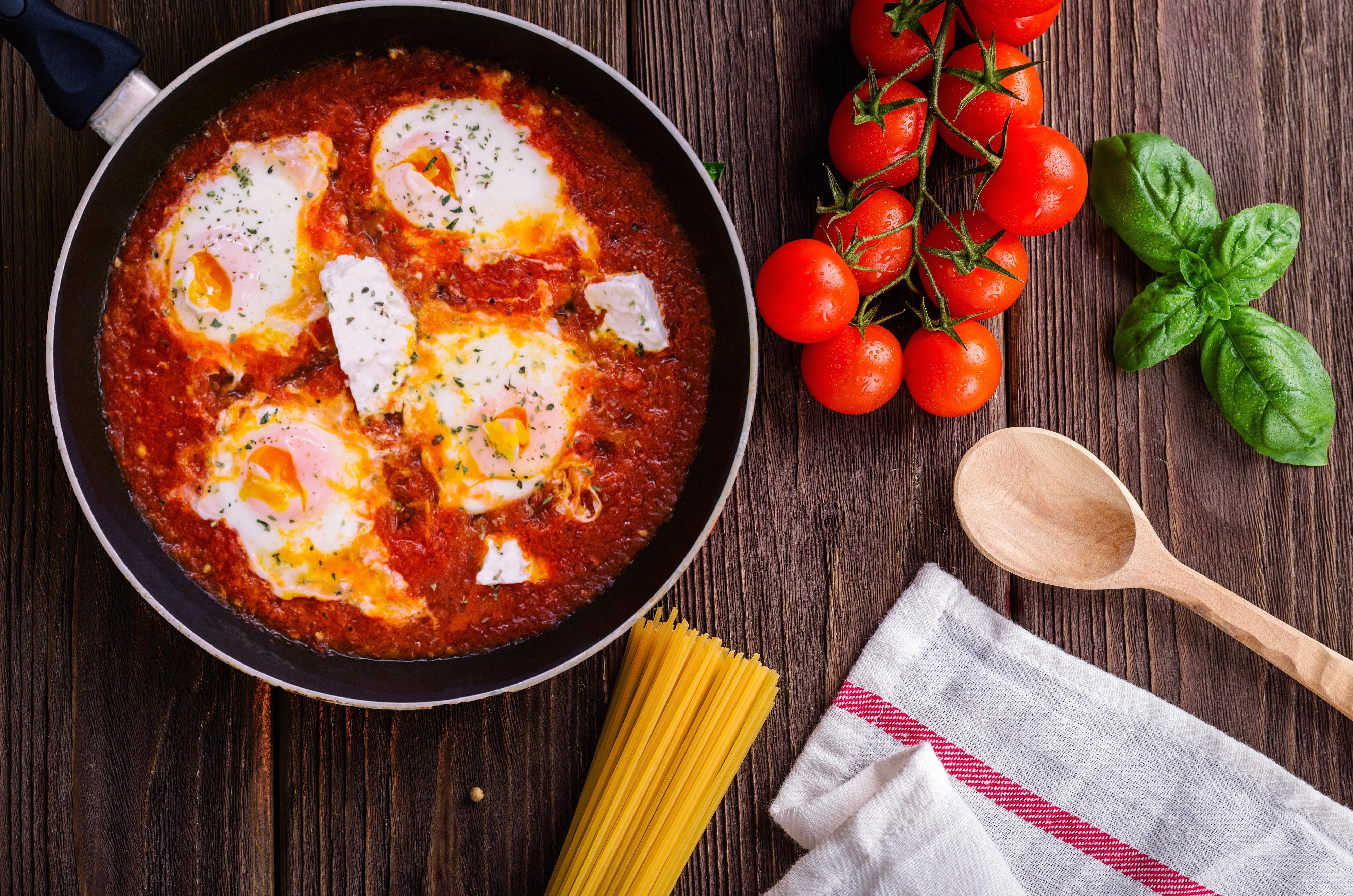 nem og sund aftensmad