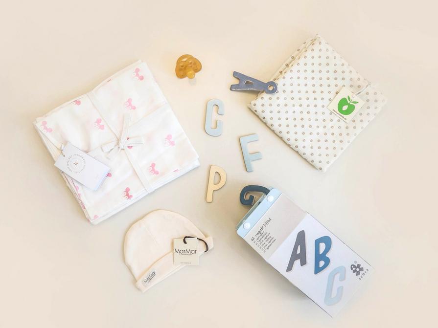 Børn i Byen Babypakke