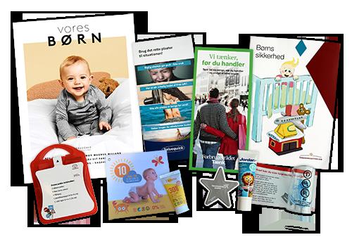 Børneulykkensfonden Sikkerhedsboks