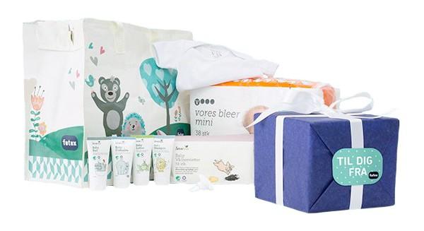Føtex Babystartpakke