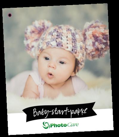 PhotoCare Baby Startpakke