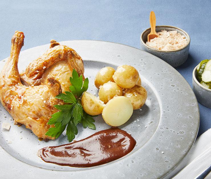Kokkens Hverdagsmad Kylling