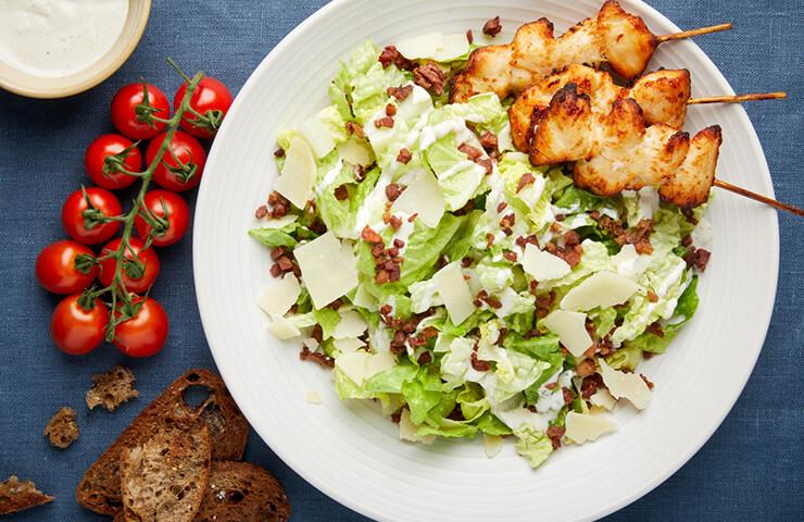 Kokkens Hverdagsmad Salat