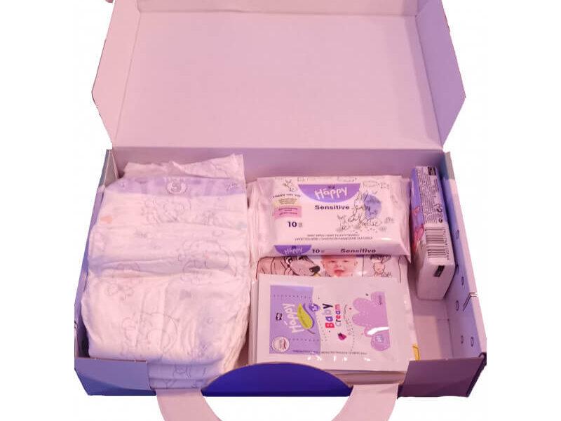 Bamse Ble babypakke