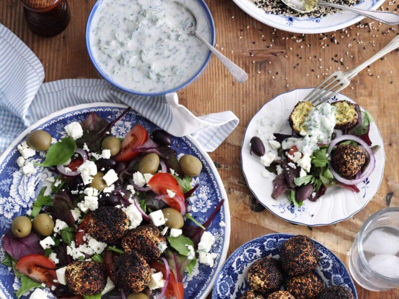 De bedste falafler