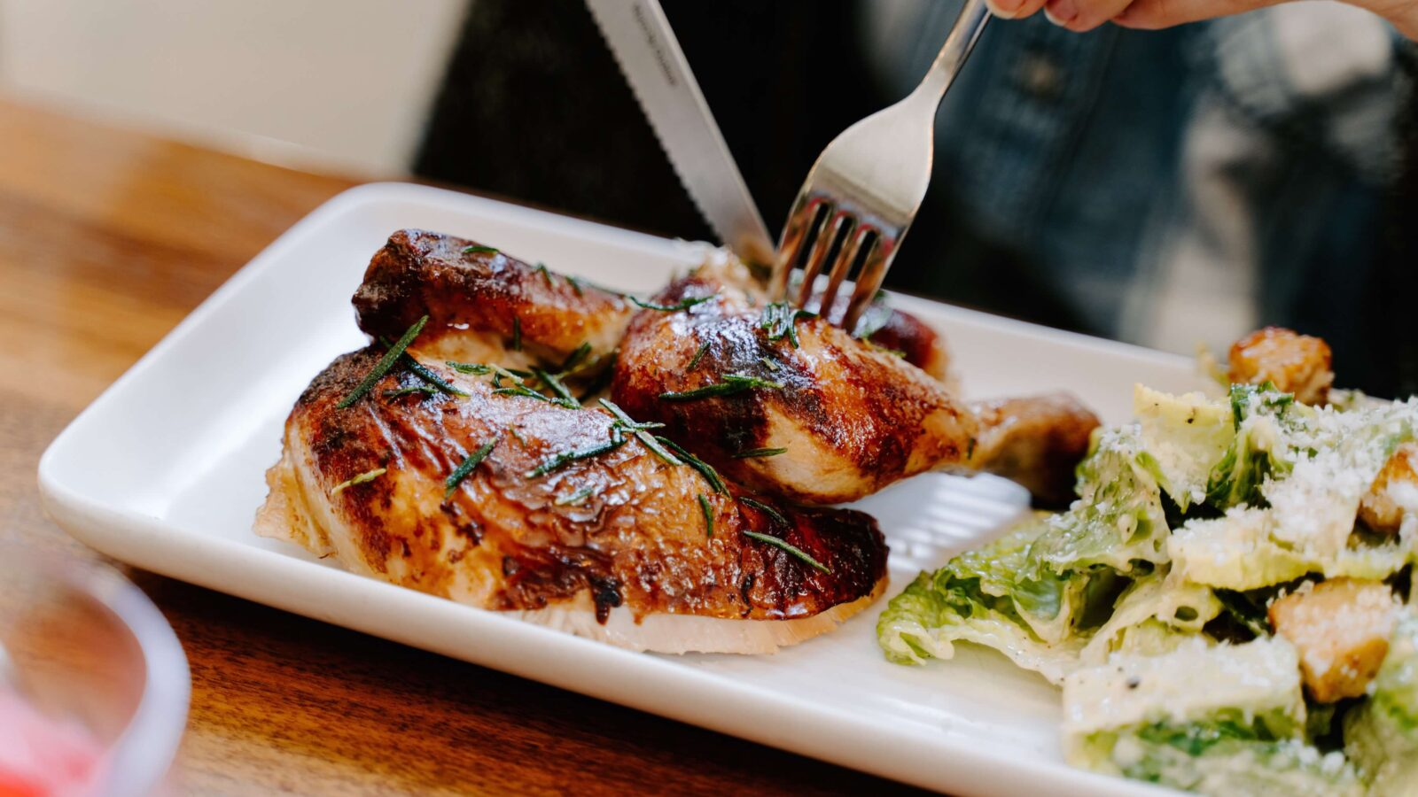 Opskrifter med kylling